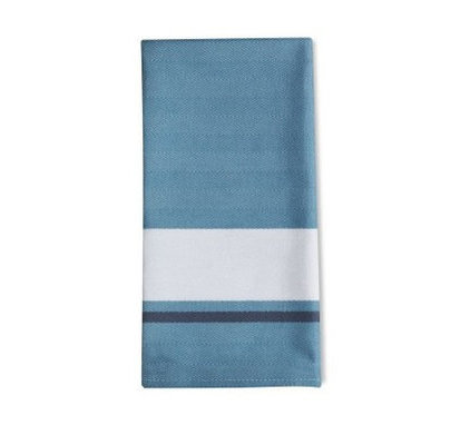 Serviette basque Donibane Ocean