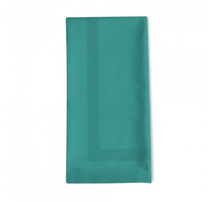 Serviette de table vert pin