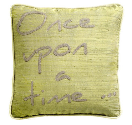"Coussin ""Once upon a time"""