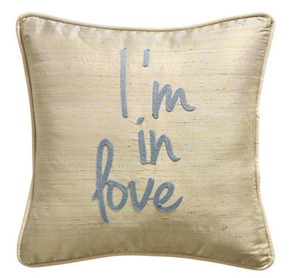 Coussin I'm in love
